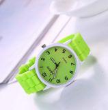Estilo Simples Relógios de pulso, relógios de Aço Inoxidável (DC-236)