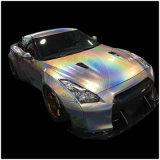 Голографическая Rainbow пигмента покраска автомобиля Chrome порошок данные