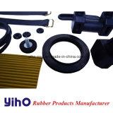 Moulage de compactage d'EPDM/Nitrile/Silicone/FKM/Viton/Rubber