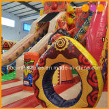 Divertimento gonfiabile di Playland del parco a tema gonfiabile africano del totem (AQ01813)
