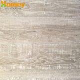 Modèle en bois de plastique recyclé Flooing en vinyle PVC