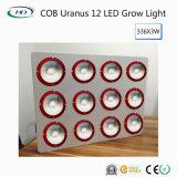 높 루멘 옥수수 속 Uranus 12X168W LED는 나물을%s 가볍게 증가한다