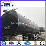 30-50 erhitzte Tri-Welle M3 Bitumen-Transport-Asphalt-Tanker-Schlussteil