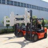 Japanse Dieselmotor 1t - 3.5t Diesel Vorkheftruck met 4.5m de Mast van de Container