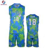 Design barata Basquetebol Basquetebol personalizadas por sublimação de vestuário uniforme Jersey por grosso