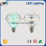 E27 calientan la luz a la bombilla romatic de la especificación LED del cliente
