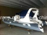Liya 6.2m de Boot van de Rib en Opblaasbare Boot voor Verkoop