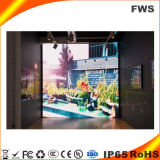 Tela de LED de Interior Fws;/ Tela de LED de vídeo