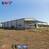 Сборные дома стали структуры для мастерской и склада