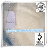 Chlorhydrate anesthésique local de HCL de procaïne de poudre de 99% pour le tueur de douleur