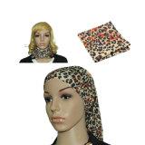 Qualitäts-Kopftuch mit USA-Markierungsfahnen-Firmenzeichen für Kleid-Förderung (YH-HS120)