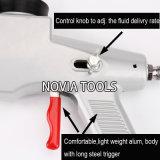 Tremonha de textura de ar comprimido tecto em pladur ferramenta B003