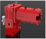 Caixa de engrenagens da eficiência elevada Sz95 para a extrusora cónica do Dobro-Parafuso