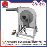 100-150kg/h de capacidade de PP de penas de máquinas de enchimento de algodão