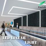 사무실을%s 이음새가 없는 Linkable 중단된 LED 선형 빛