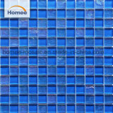 マレーシアの組合せの青いカラー虹色のプールのクリスタルグラスのモザイク
