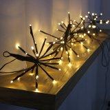 Новый конструированный свет шнура шарика взрыва Brown для крытого/напольного украшения