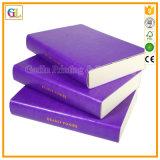 El atar de costura de la impresión del libro de cubierta suave (OEM-GL020)