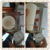 Crogioli di ceramica del MgO per la prova di laboratorio