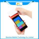 Preiswertes bewegliches androides Radioapparat NFC Positions-Handterminal mit Thermodrucker