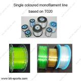Verschiedene Großhandelsdurchmesser sondern farbige Zeile der Fischerei-T020 Nyloneinzelheizfaden-Zeile 08c-T020sc aus