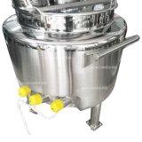 cuve de mélange de ketchup en acier inoxydable émulsifiant/Équipement de traitement de la confiture de fruits