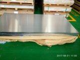 Placa laminada a alta temperatura 5052 do tanque da embarcação de pressão placa do alumínio da liga 5454 H32