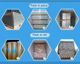 Anjia a galvanisé la compensation carrée soudée par acier de treillis métallique