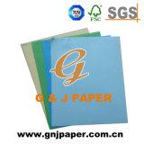 80-400Color GSM Tarjeta de papel usado en la producción de tarjetas postales