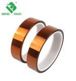 La alta temperatura resistente al calor de poliimida cinta Kapton Film cinta adhesiva (20mm*33m)