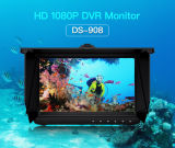 Professional 7'' vídeo de 1080p Ahd Monitor DVR