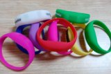 La main Bracelet Bracelet Bracelet en caoutchouc de silicone