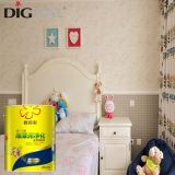 Odeur fraîche de revêtement intérieur Peinture latex pour chambre d'enfant