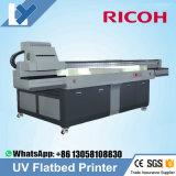 도기 타일 유리제 목제 이동 전화 상자를 위한 기계를 인쇄하는 Ricoh Gen5 UV 평상형 트레일러 인쇄 기계