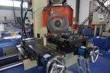La circulaire servo automatique en métal d'alimentation de Yj-425CNC a vu la machine de découpage