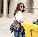 Пакет вскользь Backpack PU женщин кожаный ежедневный (WDL0917)