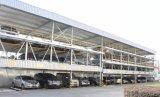 Estructura de acero del ahorro de espacio para el estacionamiento del coche