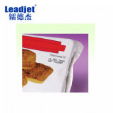 Leadjet V150 автоматический код даты Ink-Jet печать пакет упаковочные машины