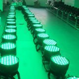 De LEIDENE van het Stadium RGBW van DMX 512 DJ 120X3w Lichten van het PARI