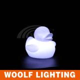 LEDのアヒルの卓上スタンドLEDの家具ライト