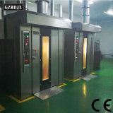 Il forno di cottura fissa il prezzo del forno rotativo della cremagliera del gas elettrico di Bossda 64-Tray con alta efficienza