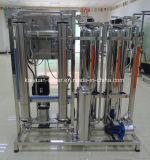 Het auto Systeem van de Behandeling van het Drinkwater van de Behandeling van het Water van het Ozon van het Roestvrij staal 500lph