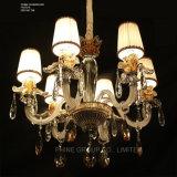 Iluminación pendiente de la decoración cristalina superventas
