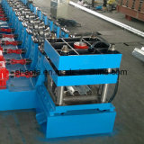 Rullo della guardavia della strada principale del fornitore di Schang-Hai che forma macchina con i fori di perforazione