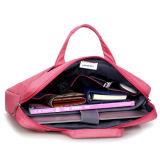 Trasportare il sacchetto della cartella del computer portatile del taccuino del calcolatore per problemi commerciali della spalla della maniglia