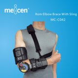 Parentesi graffa del gomito della ROM di Meicen con il Orthosis dell'imbracatura