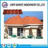 多彩な屋根ふきシートまたはローマの石の上塗を施してある金属の屋根瓦