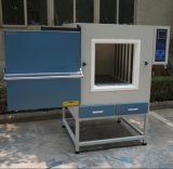 Elevadores eléctricos de alta temperatura de Tratamento Térmico de fornos industriais para proteger 800*1000*800mm