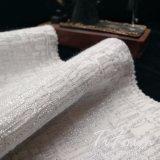 De raiom de algodão e poliéster misturada com tecido Jacquard Fiado Gold para roupa