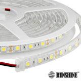 Color personalizado SMD 5050, la TIRA DE LEDS flexibles 5m por rollo